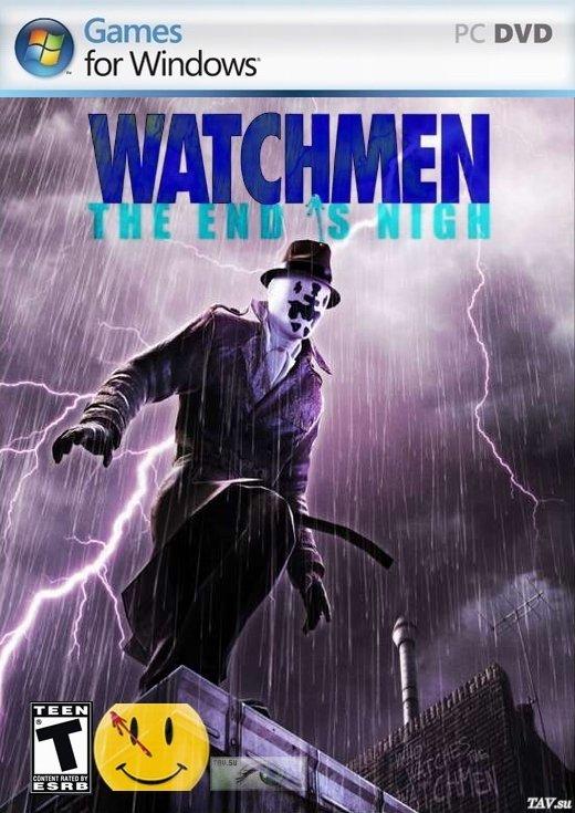 Скриншоты для игры watchmen: the end is nigh part 1